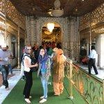 The Gurudwara Bangla Sahib Sikh Temple