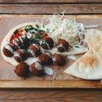 Original falafel plate