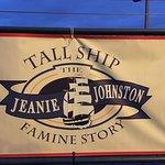Foto de Museo de la hambruna Jeanie Johnston
