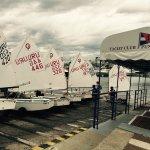 Hafen von Punta del Este Foto
