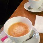 Cafés allongés