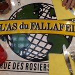 L'As du Fallafel Foto