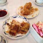 Dim sum on Mother's Day