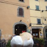 Ice-cream cam shows the way to Gelateria Snoopy