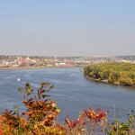 View of Dubuque