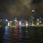 Enjoying HK's Symphonic Liights