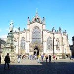 St Giles exteriores