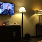 TV in the room