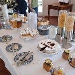 Breakfast at Villa Oriana Relais