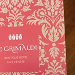 Photo de Hotel Le Grimaldi by HappyCulture