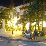 Plaza de los Estudiantes. Entrada.