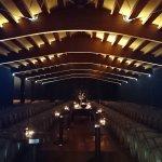 Blick in den Weinkeller
