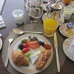 Nice Buffet breakfast