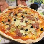 We are spoiled forever, now that we know what real Italian pizza should be like!
