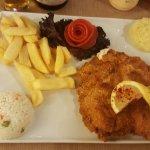 chicken snitzel