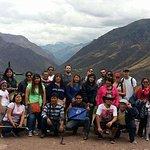 Muy felices .... gracias en confiar en Peru Adventure Trek