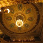 ceiling of Theater