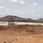 Foto de Pedra Lume Salt Crater