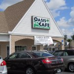 Oasis Cafe...re-opened 8 weeks ago