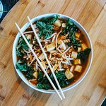 CoreLife Eatery Shiitake Mushroom & Roasted Tofu Broth Bowl