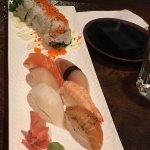 Sushi Lunch Combo $13.95