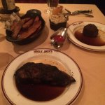 The trump strip and filet