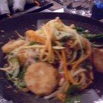 stir fry--Yum!