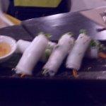veggie rolls
