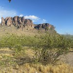 Lost Dutchman State Park, Apache Junction, Arizona
