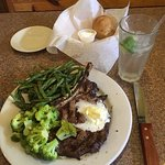 Photo de Robert's Steak House