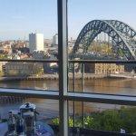 Foto di Hilton Newcastle Gateshead