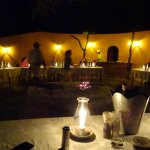 Evening Dinner at the Boma