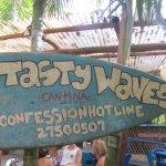 Foto de Tasty Waves Cantina