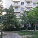 Квартирный корпус на территории отеля