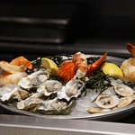 Seafood tray