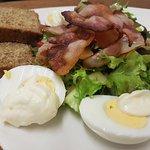 Egg mayo salad