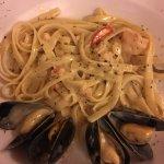 Alfredo Mare Mare (half of a serving)