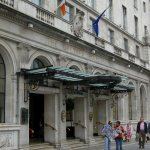 Dublin - The Gresham Hotel Entrance