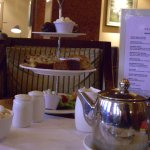 Dublin - Tea at The Gresham Hotel