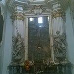 l'Altare del Crocifisso