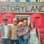 4 Generations of StoryLand visitors