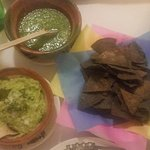 The best guacamole that we had in Mexico City!