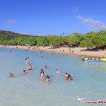 Playa La Ensenada, Punta Rucia, Puerto Plata República Dominicana