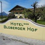 Hotel-Pension Bloberger Hof-billede
