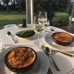 Bannister Fish Pie with Green Beans