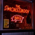 Smoke Daddy front window