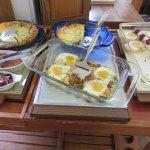 Amazng breakfast options