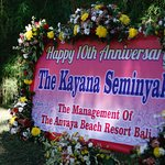 10th Anniversary of The Kayana