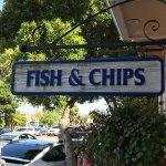 Bild från Fish and Chips Sausalito