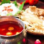 Food at Senta Vegetarian